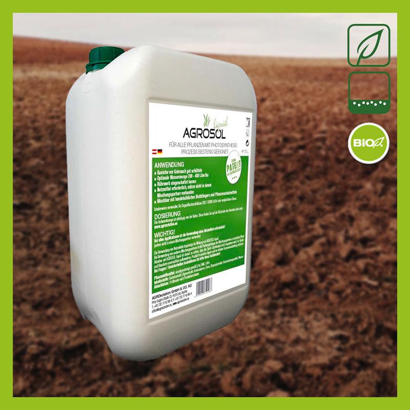 Primesaat Plfanzen und Bodenhilfsstoffe von Agrosolution
